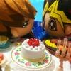 今さらだけど瀬人誕生日おめでとう!