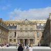【2017年パリ旅行】6月23日(二日目):ベルサイユ宮殿、ルーブル美術館