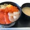 北海道展の海鮮丼