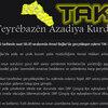 〔トルコ〕クルド組織クルディスタン自由の鷹(TAK)、ディヤルバクル警察施設への自爆攻撃 (声明全文)