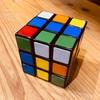 ルービックキューブにハマりました。