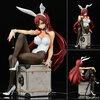 【FAIRY TAIL】1/6『エルザ・スカーレット Bunny girl_Style/type white』完成品フィギュア【オルカトイズ】より2019年8月発売予定♪