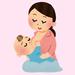 【ママさん必須アイテム 授乳クッションでらくちんハッピー授乳タイム!】