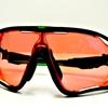 OAKLEY ジョウブレイーカー度付きサングラス。