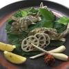 鮎の塩焼き…特別追加料理