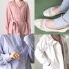 【GU】春の購入品レポ〜ブラウス・ストローバレエシューズ・マウンテンパーカetc〜