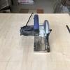 テーブルソー 天板の交換 2日目 丸のこの固定