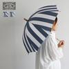 中川政七商店 綿麻しましま長傘