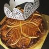 1/6はキリスト教の祝日、公現祭!ドンクのガレット・デ・ロワを食べました。