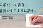 """「書く&話す」勉強術の極め方。アウトプットの目的は""""理解の確認と再インプット""""にあり!"""