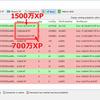 XP PoSマイニング(鋳造)は1000万XP以上?確率編