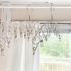 一人暮らしの洗濯物には KUENTAI のピンチつきステンレスハンガーが便利です。