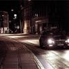 車のライトの眩しさ対策