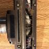 ダイソンDC35のモーターヘッドのタイヤ修復