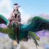 【FF14】王孔雀のくびにまたがる旅