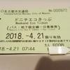 名古屋のドニチエコきっぷの件