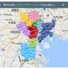 【ちよくる】ドコモのレンタル自転車が便利だった東京都内を格安で健康的に移動しましょ。