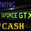 Zcash暴騰!!! Zcashのマイニングに向いているGPUはどれだ!! GTX1080 1070 1060検証!