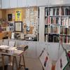 イブサン・ローランの美術館のイブサンの仕事部屋を覗く