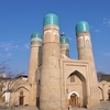ウズベキスタン女一人旅②ブハラ編Part.1~世界遺産の旧市街ガラガラの12月~