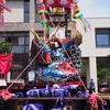 人形キリコ祭り