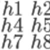 【コンピュータビジョン】3章「画像間の写像」 ホモグラフィ