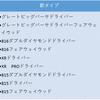 シャフトの互換性  〜キャロウェイ・タイトリスト編〜
