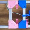 無限軌道(キャタピラ)式のクローラを自作してみた③ フレーム作り 3Dプリンター出力品の耐負荷構造を考える