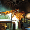 竹中大工道具館は木の香りがいっぱいです。その2