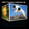 CSS3によるTransition Effects 30