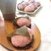 桜餅は電子レンジで作れます。