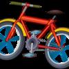 3姉妹は自転車を使い回せて経済的