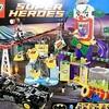 LEGO 76035 ジョーカーランド あひるの観覧車 スーパーヒーローズ