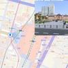 【便利なストリートビューLook Around】Google Mapをついに超えた??