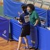 お~たに選手から見た…2019 全国中学校卓球大会・三重県大会