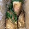 旬の筍 第一弾と今週のアテパスタ しらす、野沢菜、姫皮トッピング