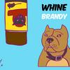 クリフの相棒犬ブランディ