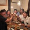 大学の同級生が仙台に帰還!