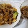 【簡単料理】牛肉の野菜炒めのつもりが結局牛丼ができる