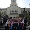2010年度卒業式と卒業生の進路