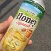 伊藤園  「 Honey Squash (ハニー スカッシュ) 」飲んでみました