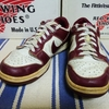 NIKE DUNK LOW TEAM RED/WHITE 1999