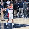 八村選手を観戦にインディアナ・ペイサーズ VS ワシントン・ウィザーズのバスケットボール(NBA)に行ってきました。
