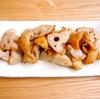 蓮根の鶏皮炒め 冬の薬膳