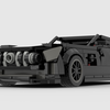 【LEGO】メルセデスAMG GTRの動画