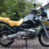 思い出のモーターサイクル〜(BMW)R1100GS