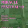 <観劇レポート>新宿シアター・ミラクル「ミラクル祭'19(ミラフェス'19)」A ver.