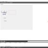 Qt UI部分の作成2 Label プロパティ HorizontalLayout