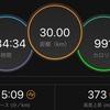 【京都Mまであと49日】早朝30キロ走