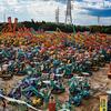 【建機写真】日立建機 千葉の圧巻写真【建機】【重機】【建機大集合】